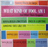 Cover: Davis, Sammy, Jr. - What Kind Of Fool Am I and other Show-Stoppers