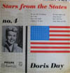 Cover: Doris Day - Doris Day / Stars From the States (25 cm)