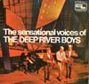 Cover: Deep River Boys - Deep River Boys / The Sensational Voices Of The Deep River Boys