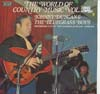 Cover: Johnny Duncan - Johnny Duncan / The World Of Country Music Vol. 2 - Johnny Duncan & Te Blue Grass Boys Recorded Live At The Nashville Room London