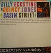 Cover: Eckstine, Billy - Billy Eckstine & Quincey Jones At Basin Street East