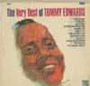 Cover: Tommy Edwards - Tommy Edwards / The Verry Best of Tommy Edwards