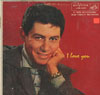 Cover: Eddie Fisher - Eddie Fisher / I Love You