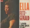 Cover: Ella Fitzgerald - Lover Come Back to Me (Jazz Club)