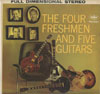 Cover: Four Freshmen - Four Freshmen / The Four Freshmen and Five Guitars