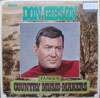 Cover: Don Gibson - Don Gibson / Famous Country Music Makers (2 LP)