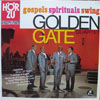 Cover: Golden Gate Quartett - The Golden Gate Quartett 1968