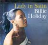 Cover: Billie Holiday - Billie Holiday / Lady In Satin