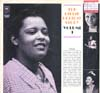 Cover: Billie Holiday - Billie Holiday / The Billie Holiday Story Volume I (DLP)