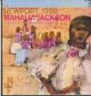 Cover: Mahalia Jackson - Mahalia Jackson / Newport 1958