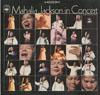 Cover: Mahalia Jackson - Mahalia Jackson / In Concert