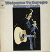 Cover: Johnny Cash - Johnny Cash / Welcome To Europe