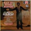 Cover: Al Jolson - Al Jolson / Say It With Songs