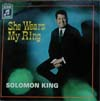 Cover: Solomon King - Solomon King / She Wears My Ring