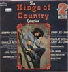 Cover: Various Country-Artists - Various Country-Artists / The Kings Of Country Collection