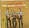 Cover: The Kingston Trio - The Kingston Trio / College Concert