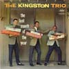 Cover: The Kingston Trio - The Kingston Trio / The Last Month Of The Year