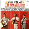 Cover: The Kingston Trio - The Kingston Trio / Sing A Song With The Kingston Trio - Instrumental Background Re-Creations of Their Biggest Hits