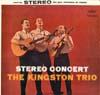 Cover: The Kingston Trio - The Kingston Trio / Stereo-Concert