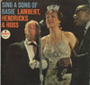 Cover: Lambert, Hendricks and Ross - Sing A Song Of Basie