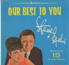Cover: Eydie Gorme and Steve Lawrence - Our Best To You - Featuring 15 of the Finest