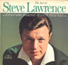 Cover: Steve Lawrence - Steve Lawrence / The Best Of Steve Lawrence