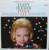 Cover: Peggy Lee - Peggy Lee / Happy Holiday