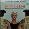 Cover: Lee, Peggy - Latin ala Lee