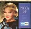 Cover: Peggy Lee - Peggy Lee / In The Name Of Love