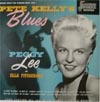 Cover: Peggy Lee - Songs From the Warner Bros. Film Pete Kelly´s Blues: Peggy Lee and Ella Fitzgerald