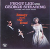 Cover: Peggy Lee - Peggy Lee / Beauty and the Beat