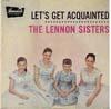 Cover: Lennon Sisters - Lennon Sisters / Let´s Get Aquainted