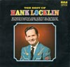 Cover: Hank Locklin - Hank Locklin / The Best Of Hank Locklin