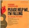 Cover: Hank Locklin - Hank Locklin / Please Help Me I´m Falling