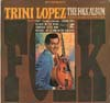 Cover: Trini Lopez - Trini Lopez / The Folk Album