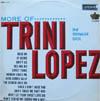Cover: Trini Lopez - Trini Lopez / More of Trini Lopez