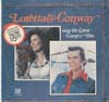 Cover: Twitty, Conway, und Loretta Lynn - Loeretta & Conway Sing the Great Country Hits