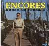 Cover: John D. Loudermilk - John D. Loudermilk / Encores