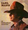 Cover: Carl Mann - Carl Mann / In Rockabilly Country