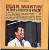 Cover: Dean Martin - Dean Martin / The Door Is Still Open To My Heart