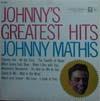 Cover: Johnny Mathis - Johnny Mathis / Johnny´s Greatest Hits