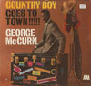 Cover: McCurn, George - Country Boy Goes To Town