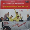 Cover: McGuire Sisters - McGuire Sisters / Teenage Party