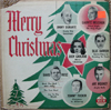 Cover: Various Artists of the 50s - Various Artists of the 50s / Merry Christmas (MGM Sampler) 25cm