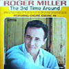 Cover: Roger Miller - Roger Miller / The Third Time Around