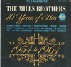 Cover: Mills Brothers - 10 Years Of Hits