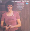 Cover: Minnelli, Liza - The Singer