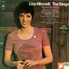 Cover: Liza Minnelli - Liza Minnelli / The Singer