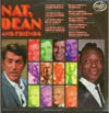Cover: Nat King Cole - Nat, Dean and Friends