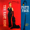 Cover: Page, Patti - The East Side